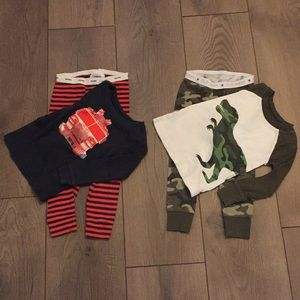Toddler Pajama Lot! 🦖🚒 GAP & Old Navy